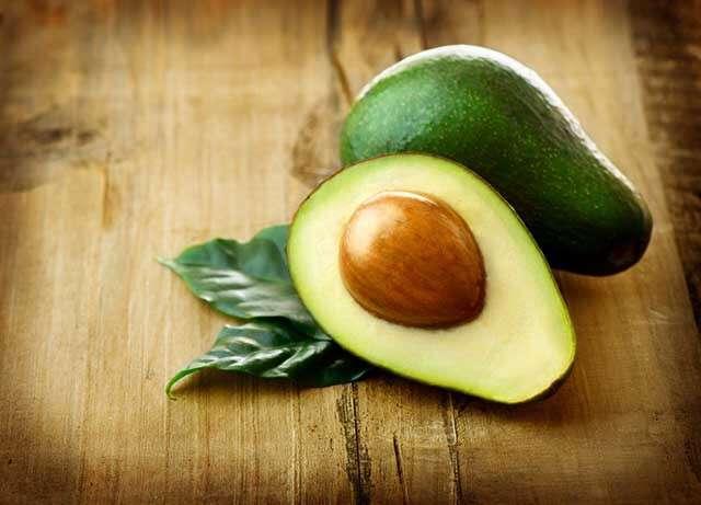 Авокадо за растеж на косата