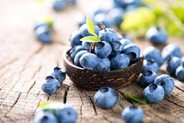 Плодове за растеж на косата